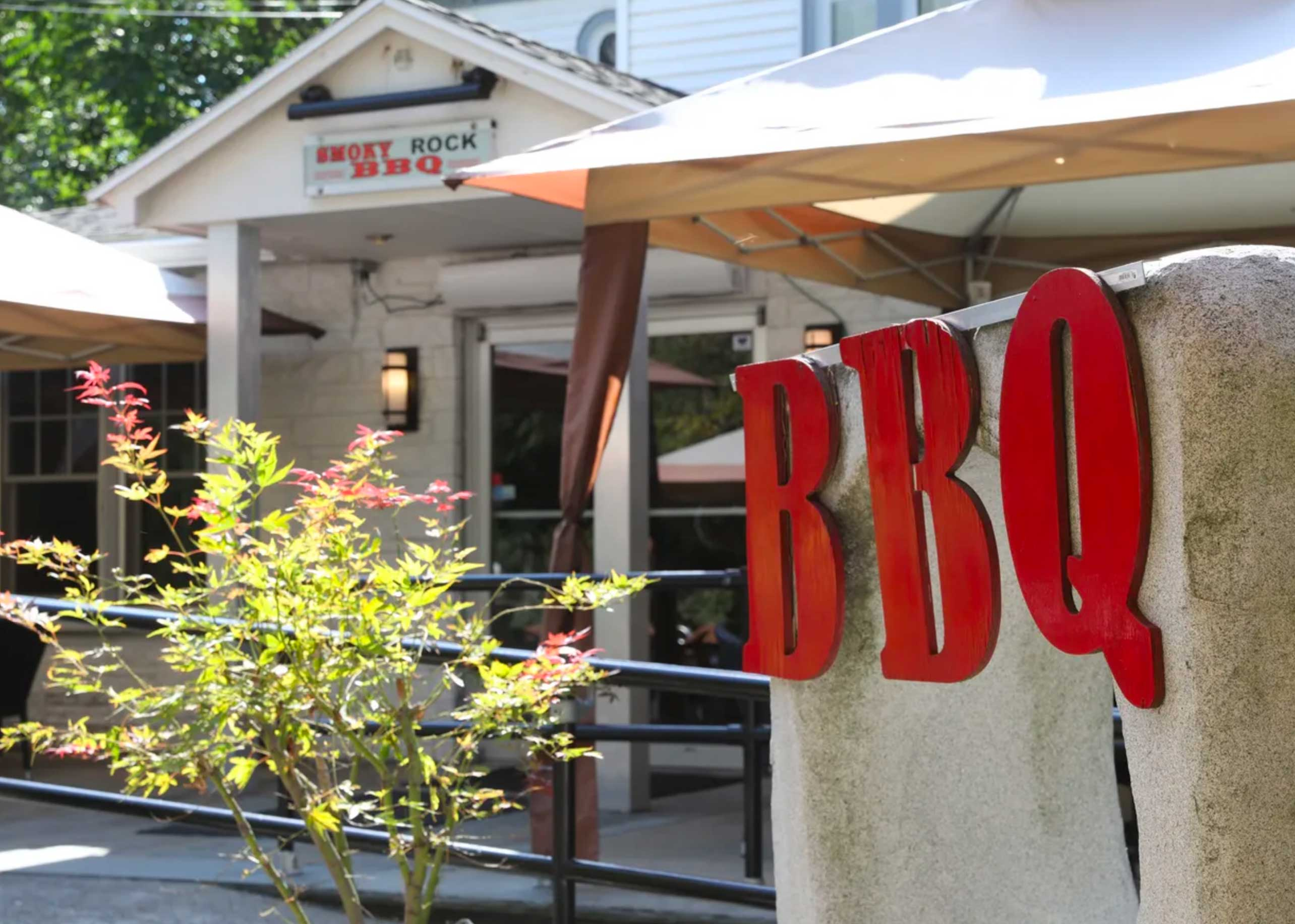 Smoky Rock BBQ in Rhinebeck on September 8, 2020.